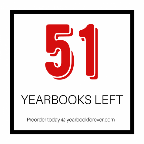 Yearbooks are going fast
