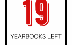 Only 19 Yearbooks Left